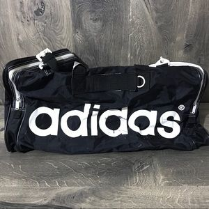 Adidas Large Gym Duffel Overnight Bag